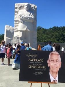 Julian Bond Memorial